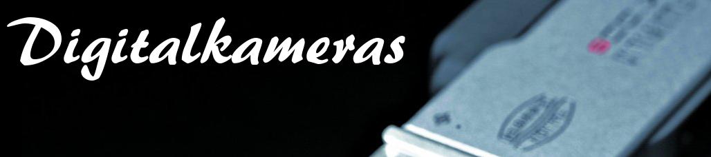 Kompakte Digitalkameras header image